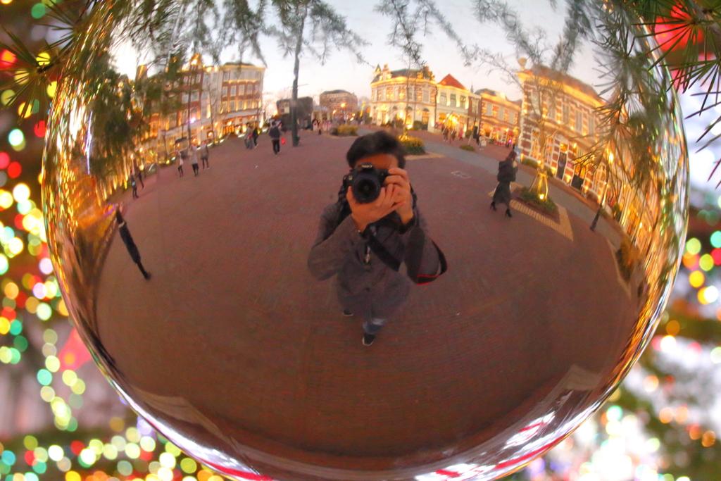 街とカメラと私