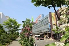 札幌散歩30  中央バスターミナル