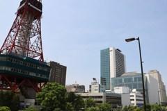 札幌散歩27 新しいビルで風景が変わる