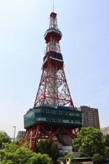 札幌散歩25 出ましたテレビ塔