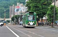 マスク電車 2