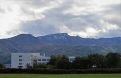 山は初冬 1