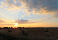 ある日の夕景 6