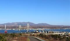 白鳥大橋 全景