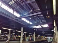 札幌駅 屋根を