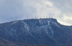 山は初冬 2