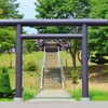 ハイテクパークの神社