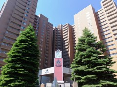 札幌散歩59  アパマンション