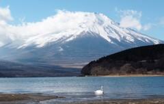 富士に抱かれて