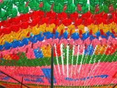 曹渓寺・燃灯祝祭[韓国の旅⑪]