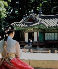 芙蓉池の畔で・昌徳宮[韓国の旅④]