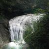 白扇の滝…