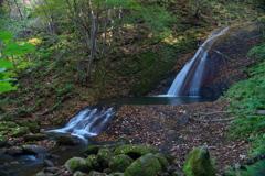 乙女の滝…