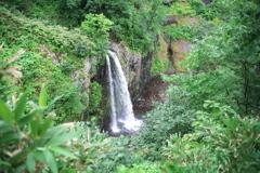 雨竜町・白竜の滝...