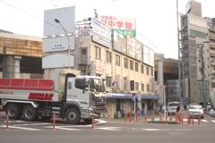飯田橋駅前