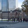 東京駅前(2)