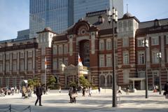 東京駅前(1)