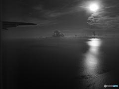 大海原を渡る