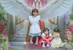 キラキラの天使