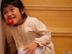 小さなリンゴで撮影会③