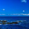 神恵内海岸線