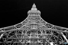 モノクロ・東京タワー