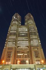 星降る東京都庁