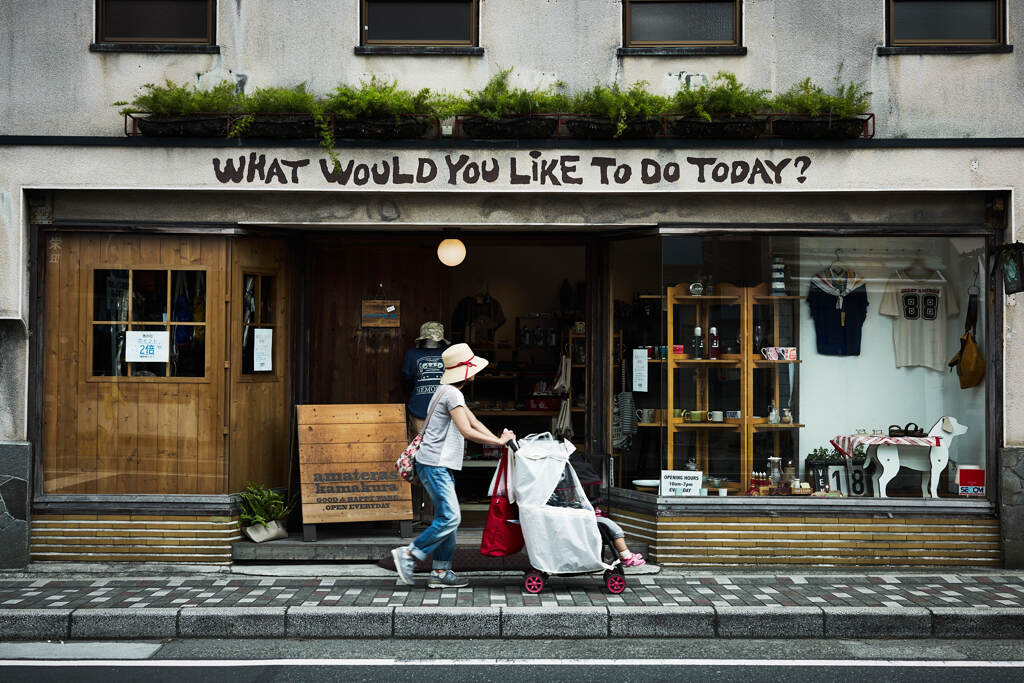 What would you like to do today?