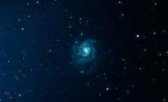 M101 回転花火銀河 風車銀河