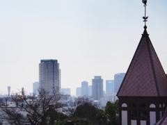 北野町からの眺め
