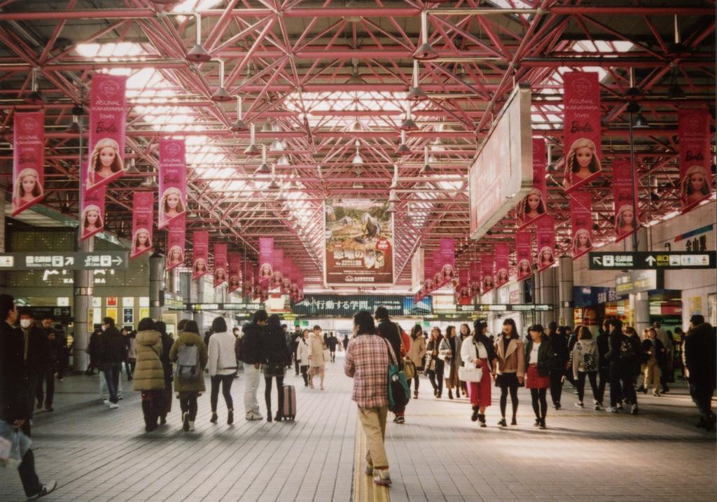 金山総合駅 OLYMPUS PEN-S