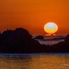 故郷通信 瀬戸の夕景 ターナー島