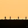 瀬戸の夕陽 「一文字」