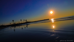 SEA SIDE BLUE