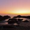 三浦半島の朝