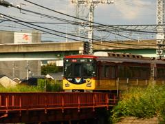 京阪電車 特急8000系