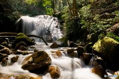 うわさの滝~下の大滝1