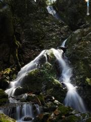 須縄の大滝~本瀑
