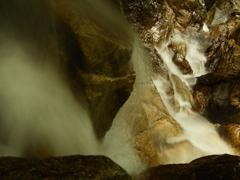楊梅の滝 雄滝直下2