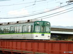 京阪電車の50歳