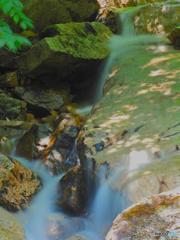 楊梅の滝 おしまい