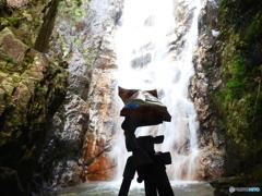 楊梅の滝 4thアタック