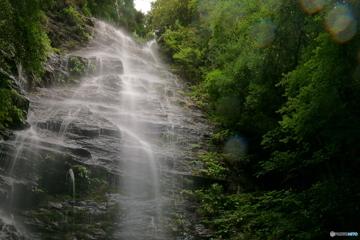 雨滴水ヶ滝