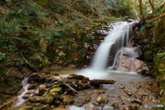 うわさの滝~上の小滝3