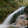 うわさの滝~上の小滝2