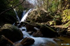 うわさの滝~上の大滝