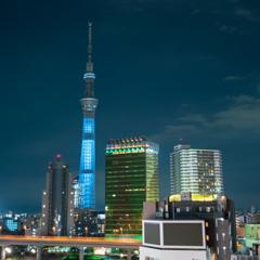 Tokyo's cityscape Ⅲ 4