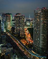 浜松町夜景あれこれ1
