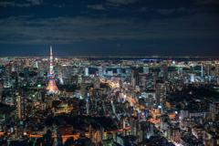 Tokyo's cityscape5