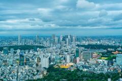 Tokyo's cityscape Ⅲ 2